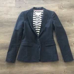 Banana Republic black suit jacket, size 2